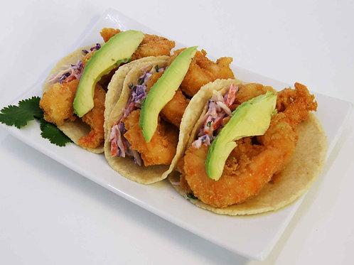 Shrimp Tacos (2 Dozen minimum)