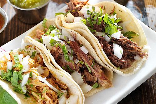 Taco Bar (10 people minimum order)