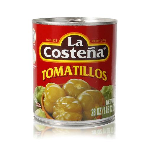 La Costeña whole tomatillo-29Oz
