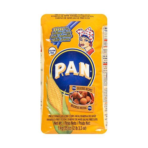 PAN Yellow corn 1Kg