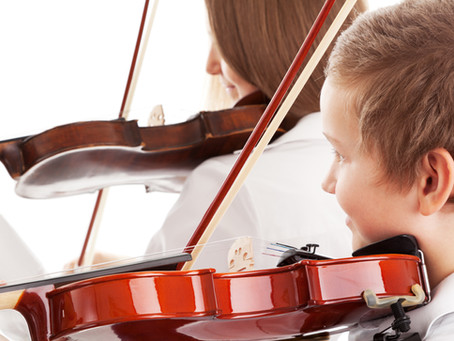 Making Music Together - The Benefits of Suzuki Group Class