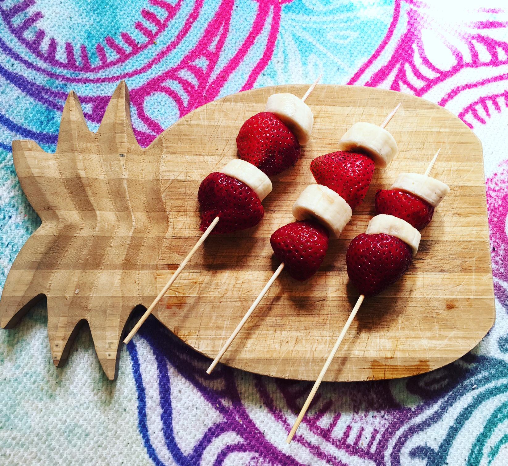 fruit skewars