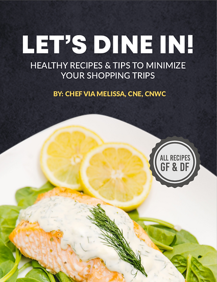 Let's Dine IN (E-book)
