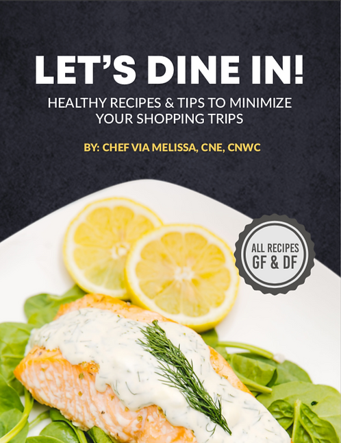 Let's Dine IN (E-book)