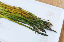 Lemon Paprika Asparagus