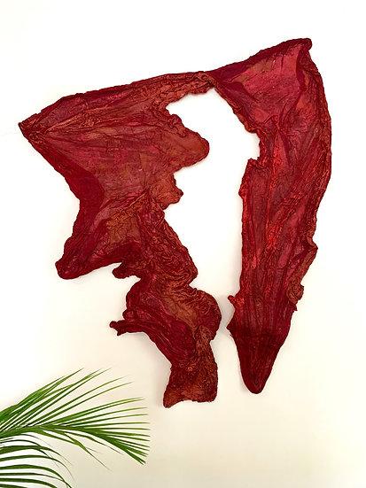 Reds |Textile Art