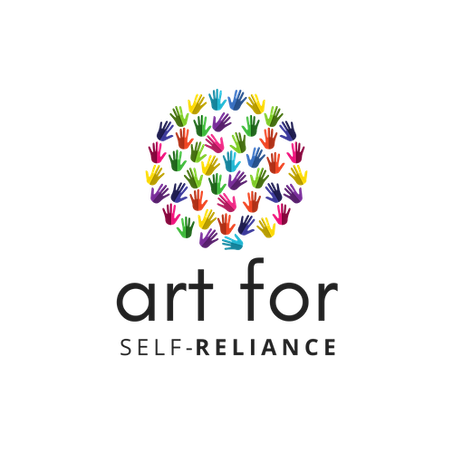 ART FOR SELF RELIANCE WITH ICON transpar