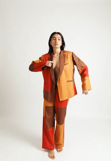 From the Ground | Suit (Yellow) | Unisex