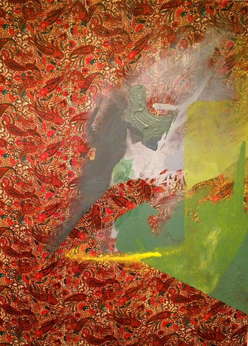 Untitled Paisley