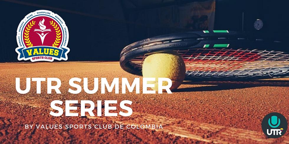 🎾 UTR Summer Series by V.S.C. 🏆