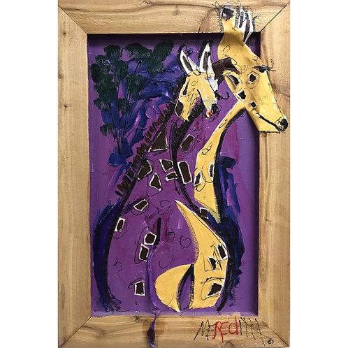 "Wayne Meredith ""Giraffe II"""
