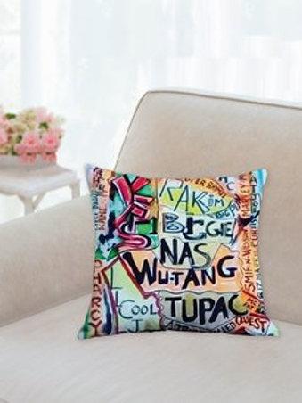 Hip Hop pillow