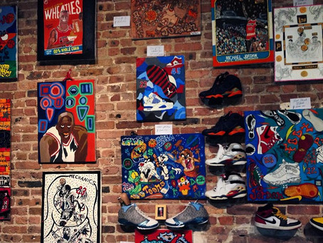MJ Collection by Holiw23d via Complex Sports