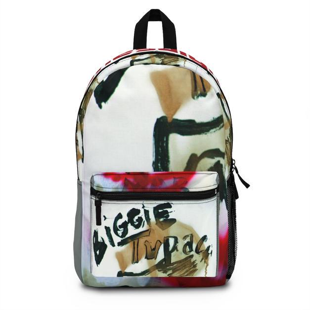 Hip Hop Pillars Backpack