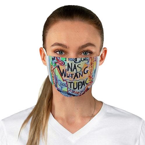Hip Hop Fabric Face Mask