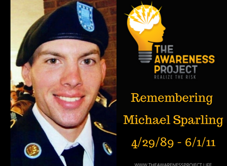 Remembering Michael Sparling 🧡🖤💛