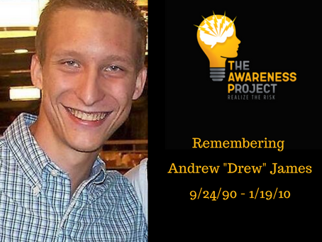 Remembering Andrew James🧡🖤💛