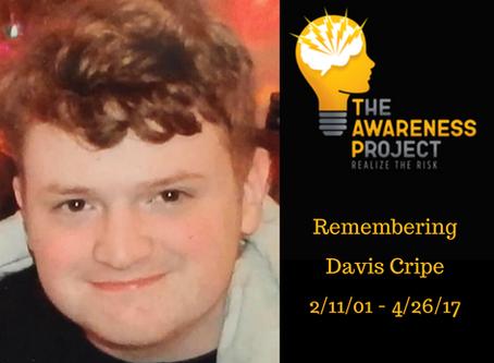 Remembering Davis Cripe🧡🖤💛