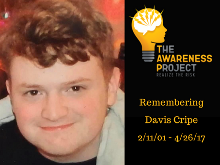 Remembering Davis Cripe🧡🖤💛
