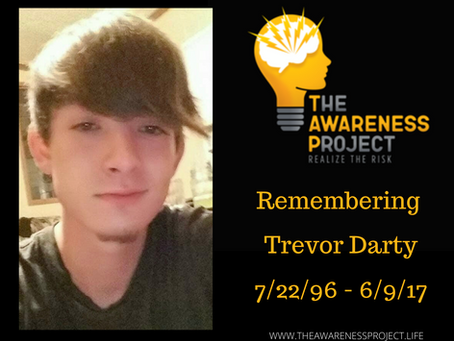 Remembering Trevor Darty 🧡🖤💛