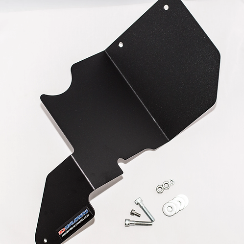 ST180 and 1.0 EB Induction kit heat shield