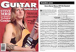 Guitar World Steve Morse Little Kids transcription
