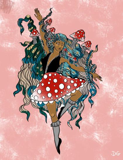 Mushroom Ballet