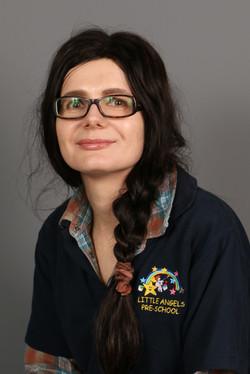 Lenka Juhasova - Room Leader (EAGLES)