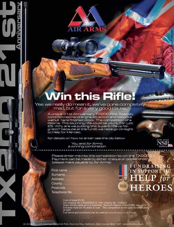 AGW - AUGUST 2011 - AA HELP FOR HEROS CO