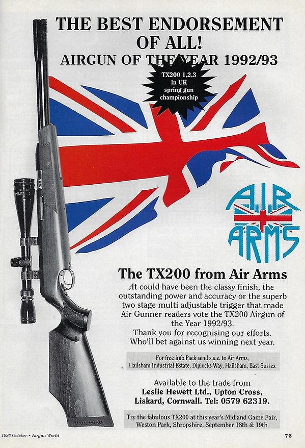 AGW - OCTOBER 1993 - TX200 AD.jpg