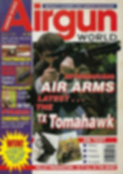 AGW - MARCH 1995 - TX TOMAHAWK FRONT COV