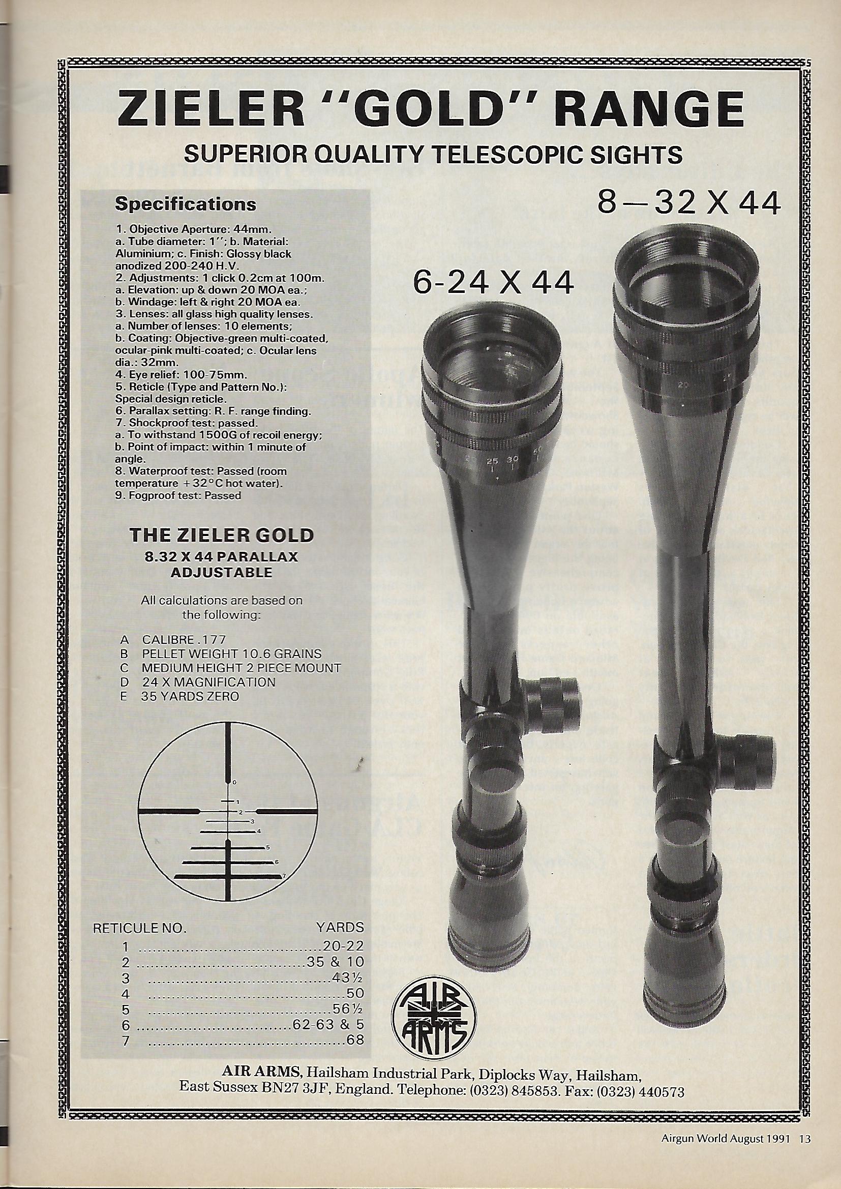 AGW - AUGUST 1991 - ZEILER AD.jpg