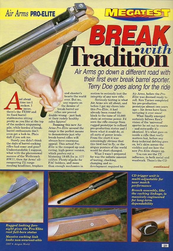 AGW - JULY 1997 - PRO ELITE REVIEW - P1.