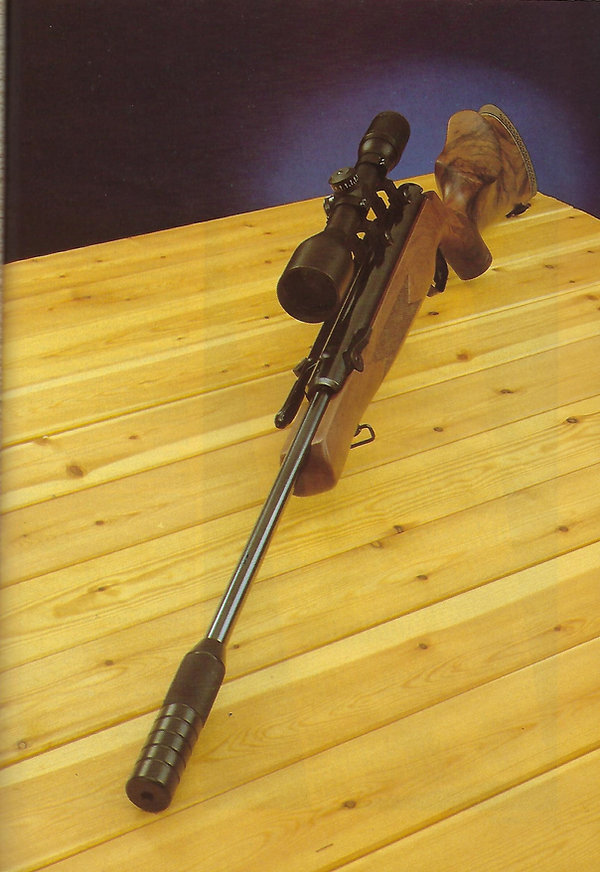 AIRGUNNAER ANNUAL 1986 - CAMARGUE PICTUR