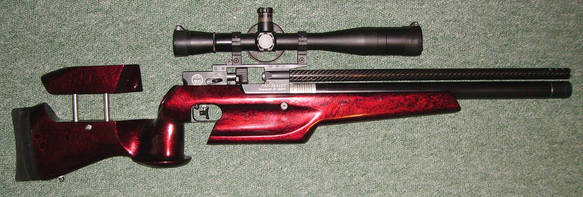 DALE FOSTER'S PRO TARGET MK2 WITH HYDROG