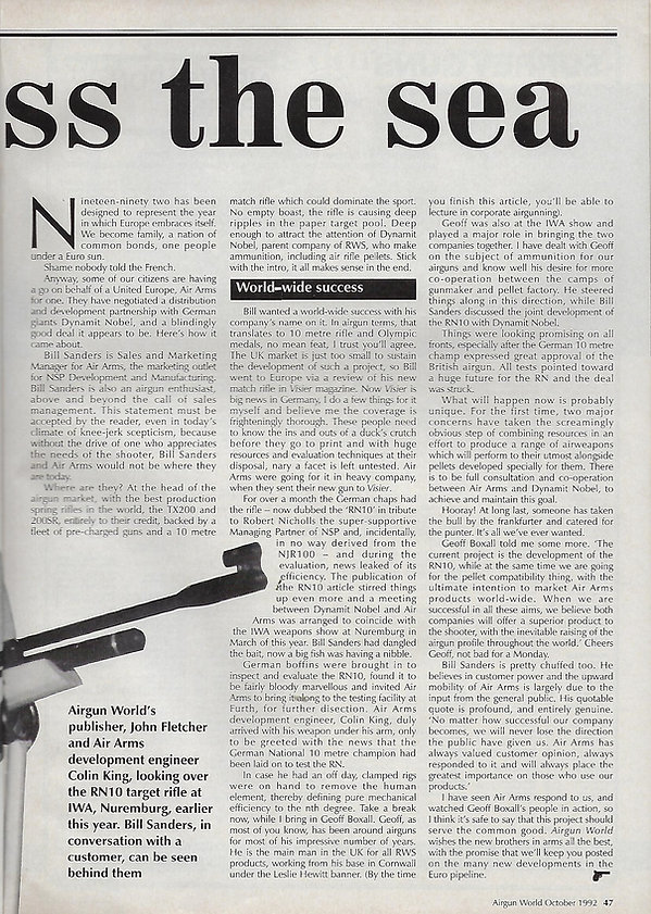 AGW - OCTOBER 1992 - RN10 ARTICLE - P2.j