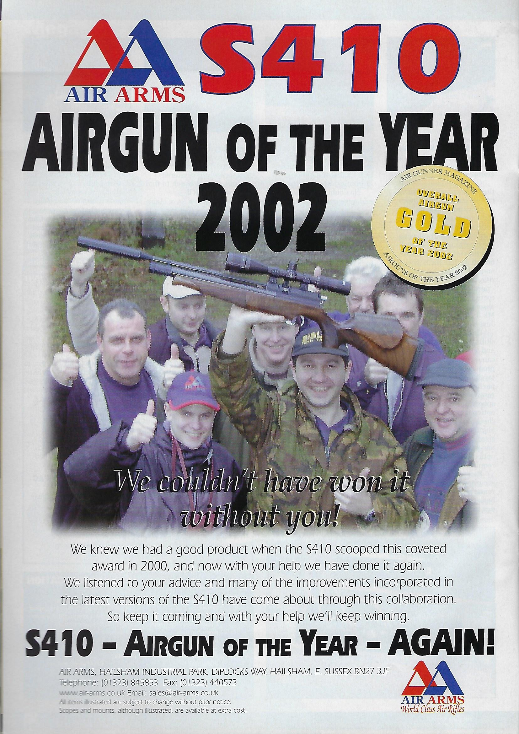 67 - AGW - MARCH 2003 - AA AD.jpg