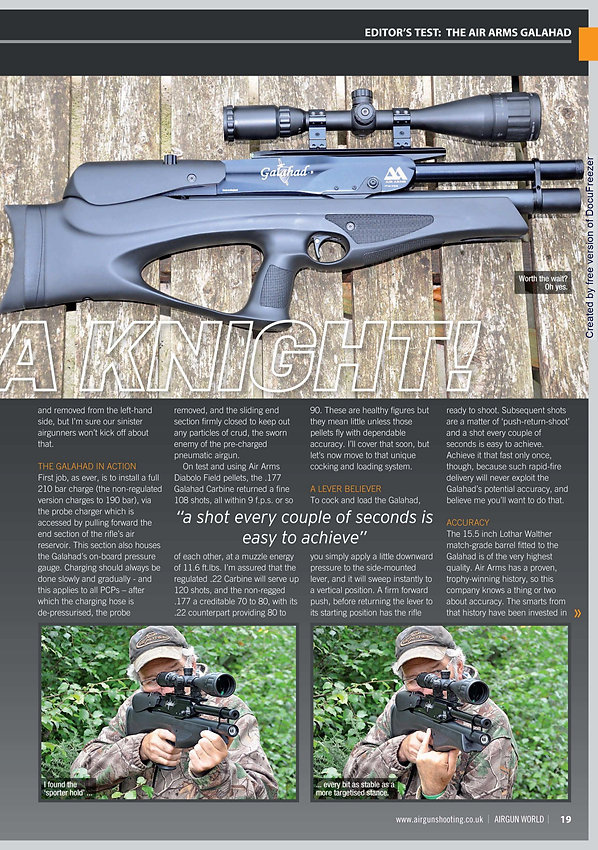 AGW - OCTOBER 2019 - GALAHAD REVIEW -P2.