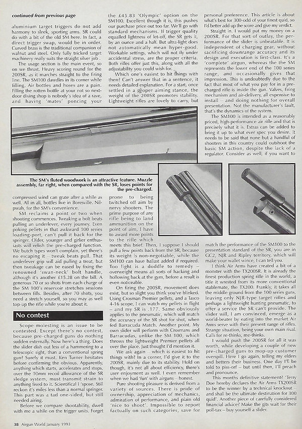 AGW - JANUARY 1993 - TX200SR REVIEW - P3
