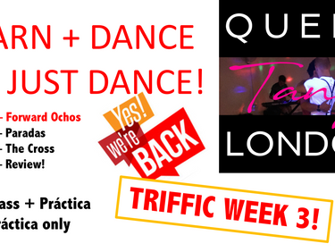 More Queer Tango with (or without) Forward Ochos!
