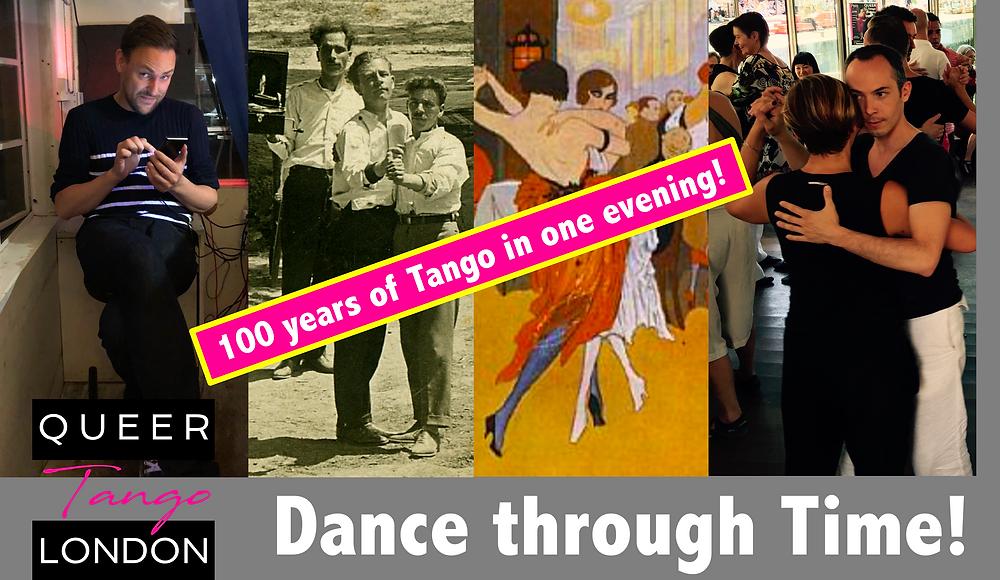 Next Monday - The Evolution of Tango Music!