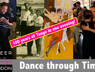 This Monday 25th June - Dance through Time!