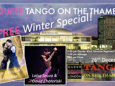 Genders Challenged @ Queer Tango on the Thames Winter Special!