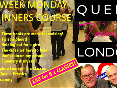 Six Week Beginners Course Starting in January!