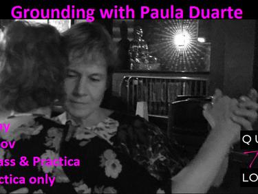 Guest Teacher: Paula Duarte - Grounding