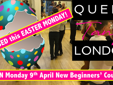 CLOSED Easter Monday – but OPEN Monday 9th April!