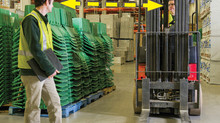 HANDY FORKLIFT SAFETY TIPS FOR PEDESTRIANS AND FORKLIFT OPERATORS