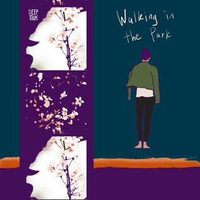 """Deep Talk Releases New Single and Special B-Side """"Walking in the Park"""" """"The Night Wind"""""""