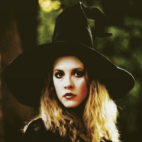 Today's Mix: Witchy Feminist Rock Star