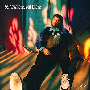 James Vickery returns with the first single from his debut album – 'Somewhere, Out There'